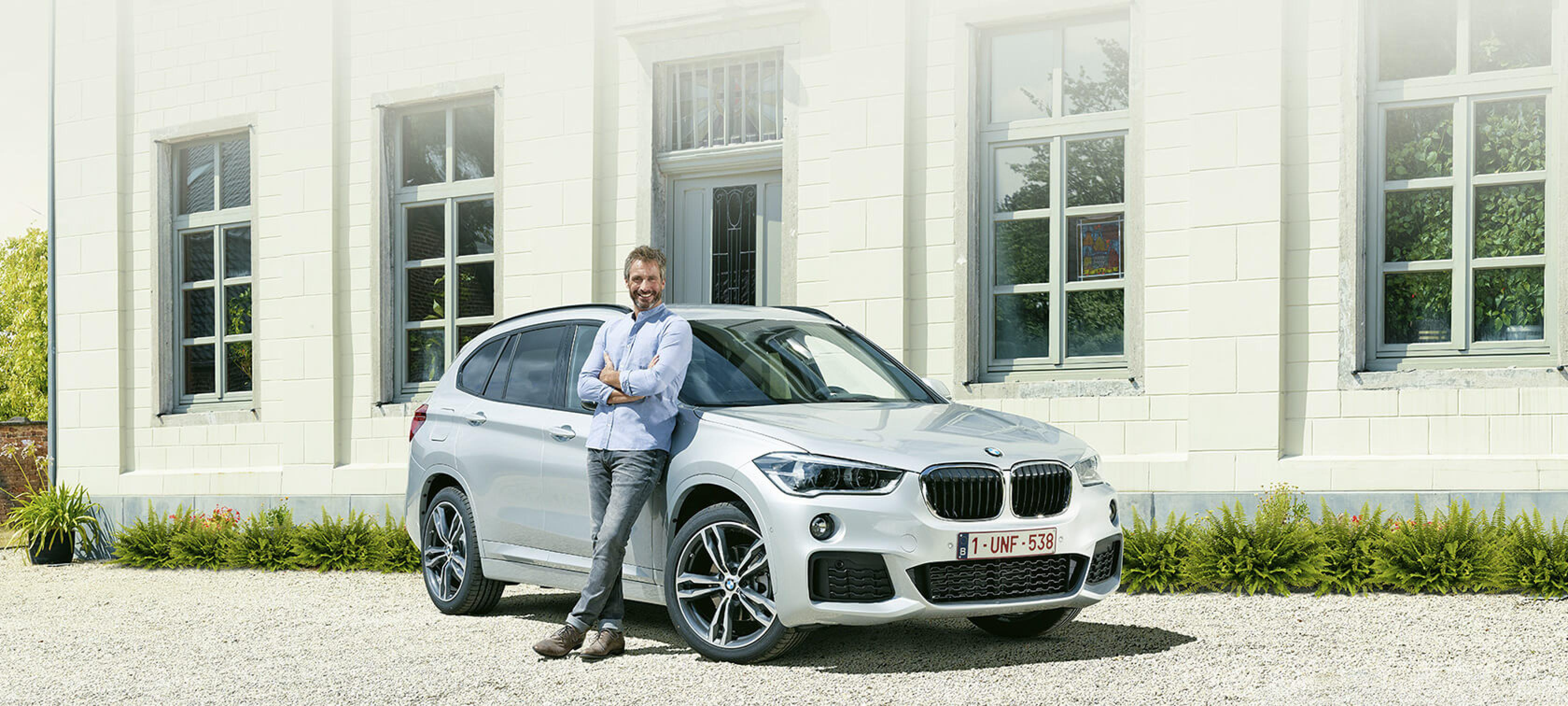 "LA BMW X1 ""NICOLAS"" EDITION."