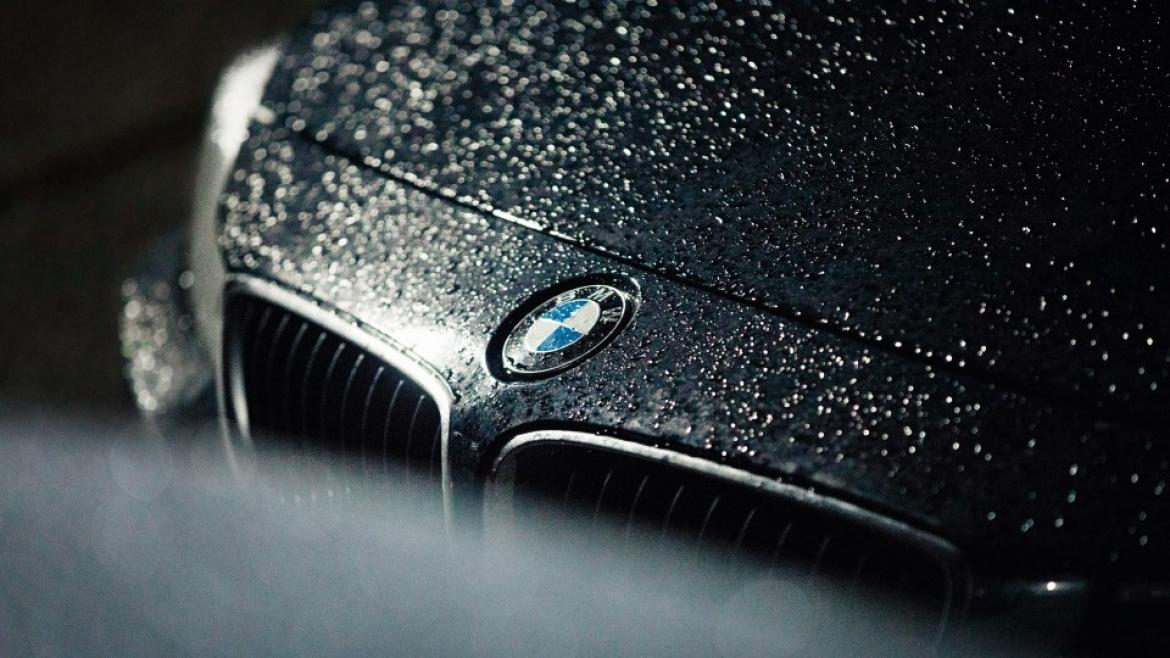 BMW Wintercheck.